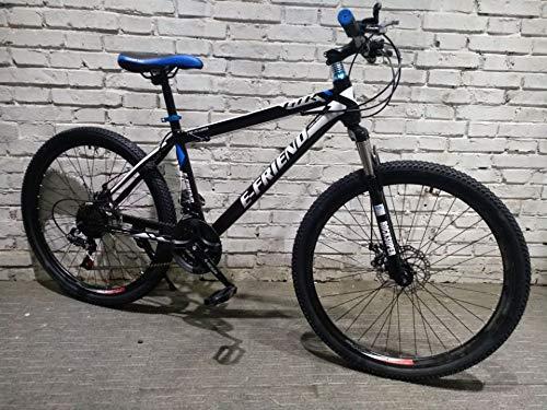 E-Friend Mountain Bike 21 Gears, 26' Wheels with disc Brakes