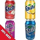 Fanta Taster Pack