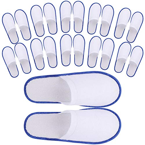 Tbestmax Spa Flip Flops Disposable Slippers