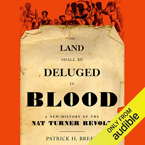 The Land Shall Be Deluged in Blood cover art