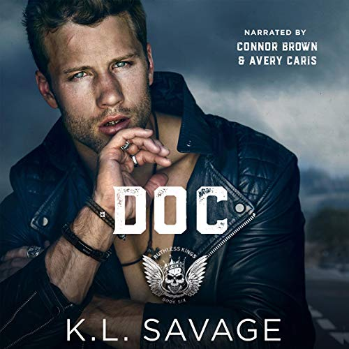 Doc Audiobook By K.L. Savage cover art