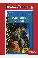 DEAR SANTA (Secret Santa Book 1) Kindle Edition
