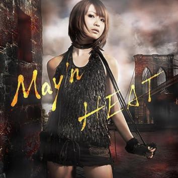 3rd アルバム「HEAT」