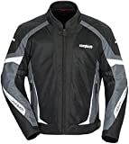 Best Cortech Armored Motorcycle Jackets - Cortech VRX Air 2.0 Mens Street Motorcycle Jacket Review