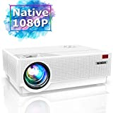 Best Home Projectors - Projector, WiMiUS Newest P28 6800 Lumens LED Projector Review