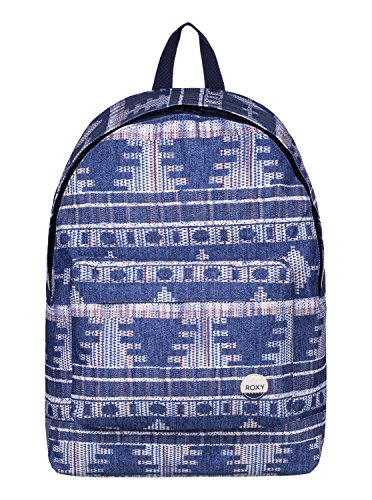 Roxy Damen Backpack Be J, blau, 14 x 33 x 46 cm, 24 Liter