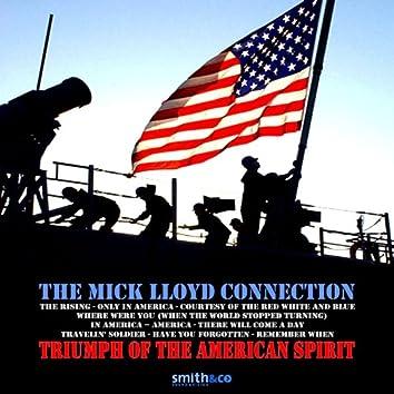Triumph of the American Spirit