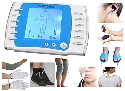 Knie Elleboog Terug Enkel Hand Voet Arm Been Ache Therapie Medicomat-21E Artritis Sciatica Terug Been Pijn Verlichting