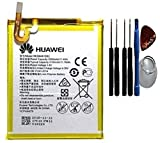 Original Huawei G8/G8X/batería de Repuesto 3000mAh hb396481ebc + Juego de Herramientas