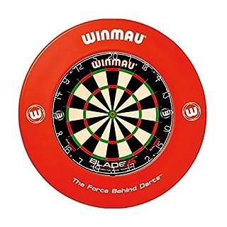 WINMAU Printed Red Dartboard Surround (B00GJOHMRU)   Amazon price tracker / tracking, Amazon price history charts, Amazon price watches, Amazon price drop alerts