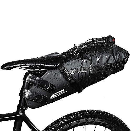 Waterproof Bicycle Saddle Bag Bike Bag Under seat Bag...
