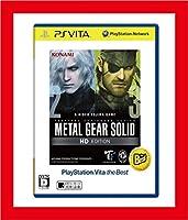 PSVメタルギアソリッドHDエディションMETAL GEAR SOLID HD EDITION ベスト版