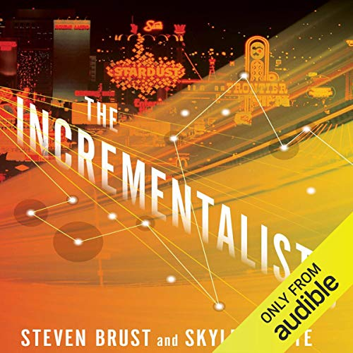The Incrementalists Audiobook By Skyler White, Steven Brust cover art