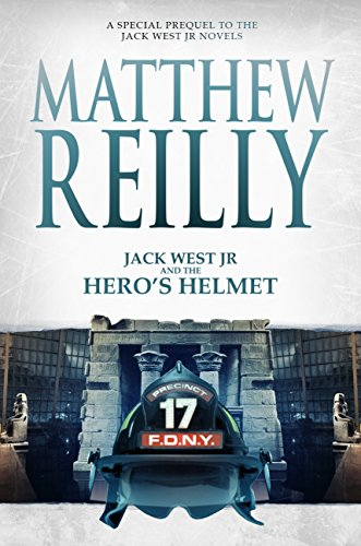 Jack West Jr and the Hero\'s Helmet (English Edition)