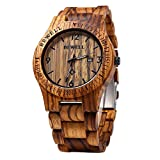 Wood Watches Review and Comparison