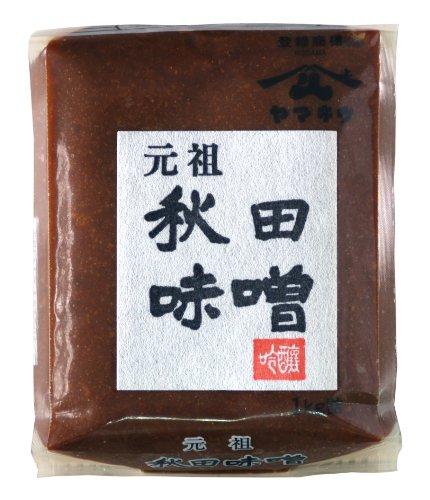 小玉醸造 ヤマキウ 元祖 秋田味噌 1kg