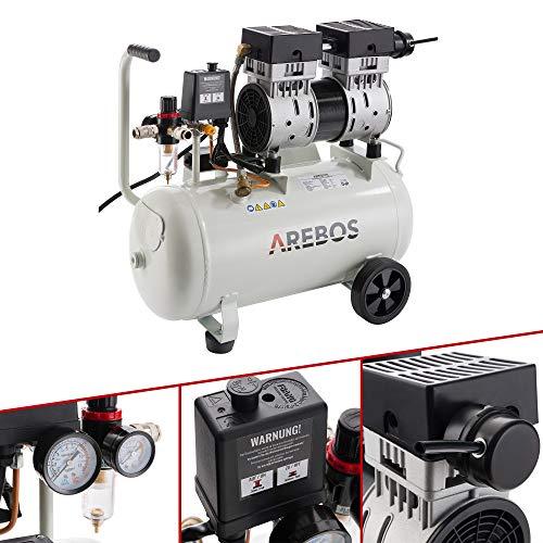 Arebos Flüsterkompressor   Kompressor  ...