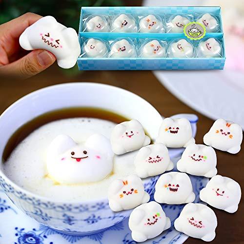 ハロウィン お菓子 Latte ラテ マシュマロ ラテマル 10個 箱入り プレゼント スイーツ 詰め合わせ