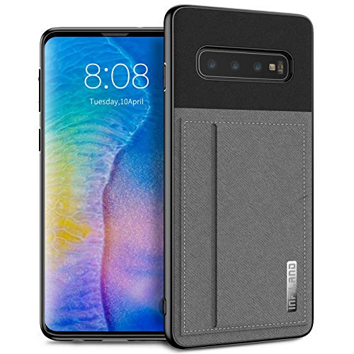 mimic series clear glass case for galaxy s10