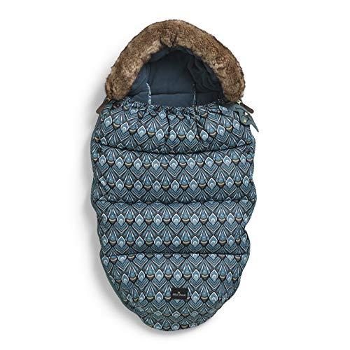 Elodie Details, Fußsack/Stroller Bag, Everest Feathers Design