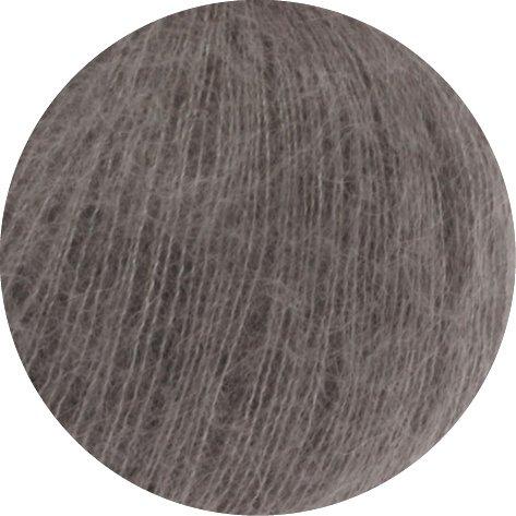 Lana Grossa Silkhair, Mohair-Wolle 35 - Taupe