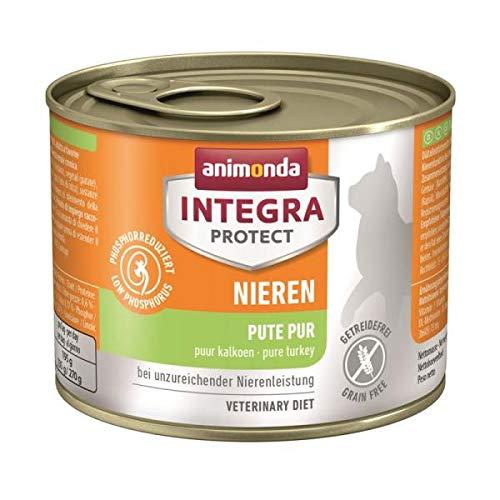Integra Animonda Cat Protect Niere mit Pute 24 x 200g