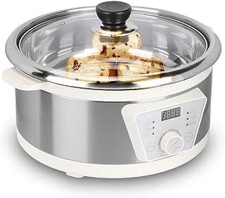 Mijoteuse, Sauteuse électrique Multifonction, 30.5 cm de Diamètre, Automatic Constant Temperature Slow cooker(220V EU)
