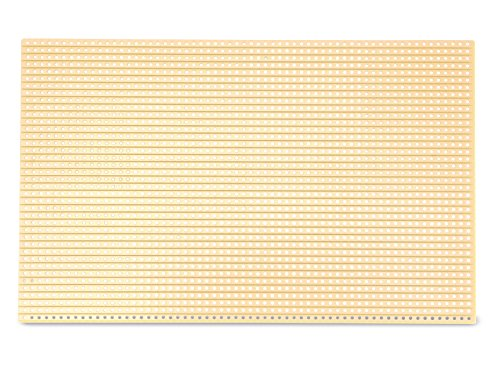 Streifenraster-Platine 160 x 100 mm, RM 2,54