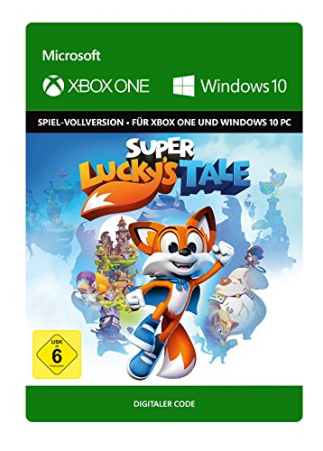 Super Luckys Tale - Standard Edition [Xbox One - Download Code]