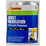 Thermwell Products 12'X15' Fbg Insulation Sp55 Pipe Insulation