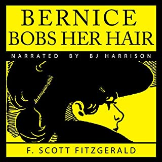 Bernice Bobs Her Hair audiobook cover art