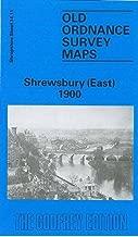 old maps of shrewsbury