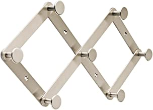 Liberty R19400-SN-R 16 in. Satin Nickel Expandable Hook Rack