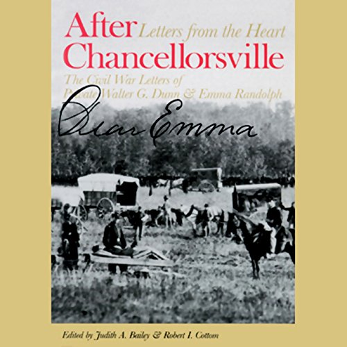 After Chancellorsville copertina