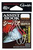 がまかつ(Gamakatsu) アシストフック シーバススナイパー GA-044 2/0