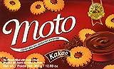 Karolina Moto Kakao Keks mit Füllung, 2er Pack (2 x 360 g)