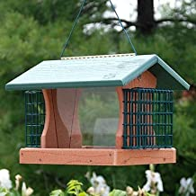 Woodlink Going Green Large Premier Bird Feeder With Suet Cages  Model GGPRO2