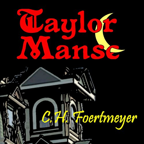 Taylor Manse audiobook cover art
