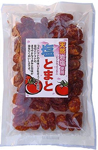 金鶴食品 塩トマト(岩塩)200g
