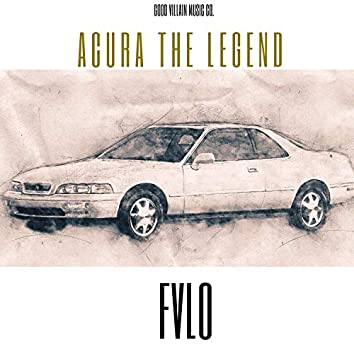 Acura the Legend