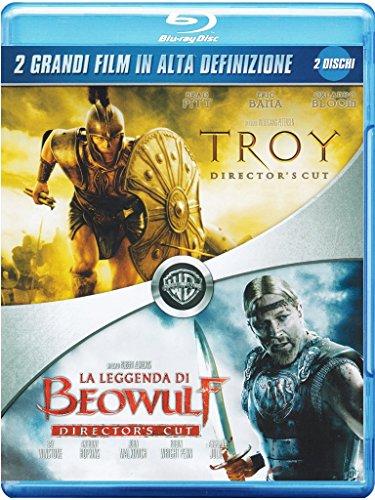 2 Grandi Film In Alta Definizone: Troy + Beowulf [Italia] [Blu-ray]