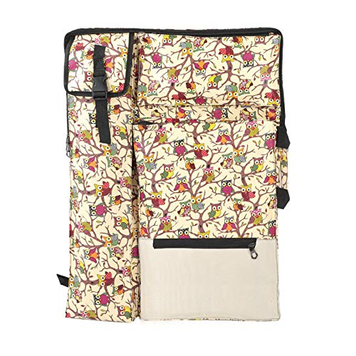 4K Art Canvas Bag Drawing Bag Sketch Drawing Bag Bag Mochila Multifunción De Gran Capacidad Impermeable Art Canvas Bag