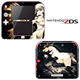 Bravely Default Decorative Video Game Decal Cover Skin Protector for Nintendo 2Ds