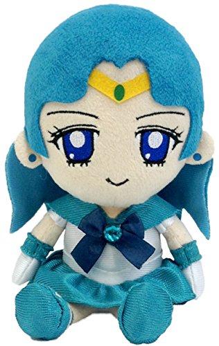 "BanDai Sailor Moon Series 2 Neptune Plush Doll, 7"""