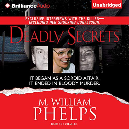 Deadly Secrets audiobook cover art