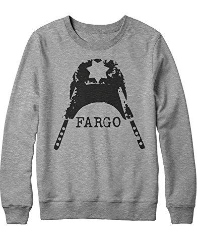 Sweatshirt Fargo HAT C980200 Grau XXL