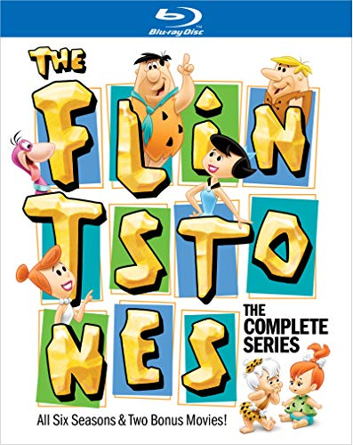 The Flintstones: The Complete Series (Blu-ray) - $40.99 + free shipping @ Amazon & Walmart