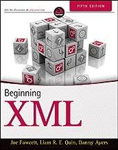 beginning xml 5th edition