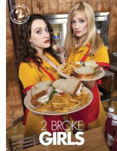 2 Broke Girls: Season 2 [Edizione: Regno Unito] [Edizione: Regno Unito]