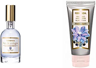 【セット買い】FERNANDA(フェルナンダ) Eau de Cologne Maria Regale (オーデコロン マリアリゲル) & Hand Cream Maria Regale (ハンド クリーム マリアリゲル)